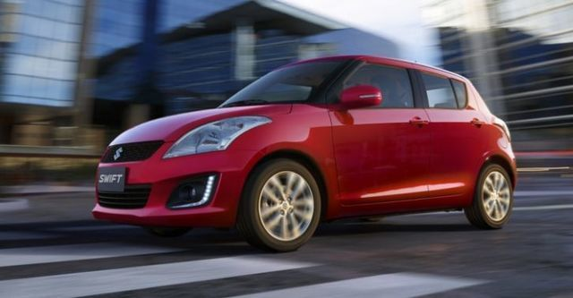 2014 Suzuki Swift 1.2 GLX  第1張相片