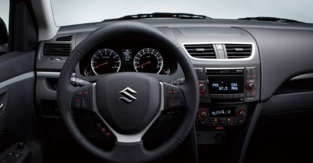 2014 Suzuki Swift 1.2 GLX  第7張相片