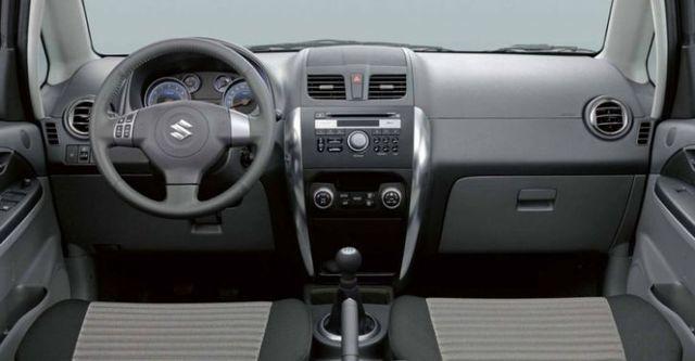 2014 Suzuki SX4 1.6 GLX  第8張相片