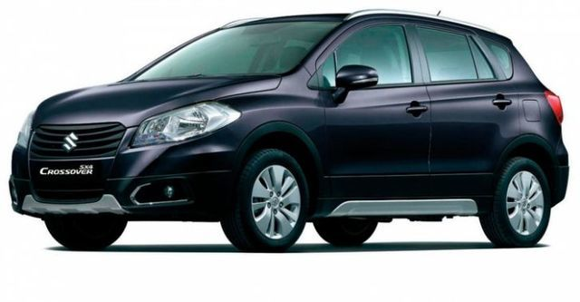2014 Suzuki SX4 Crossover 1.6 GL Plus  第1張相片
