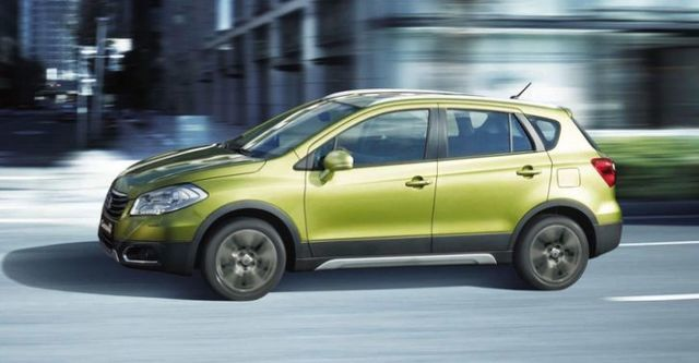2014 Suzuki SX4 Crossover 1.6 GL Plus  第2張相片