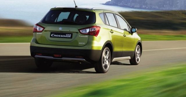 2014 Suzuki SX4 Crossover 1.6 GL Plus  第3張相片