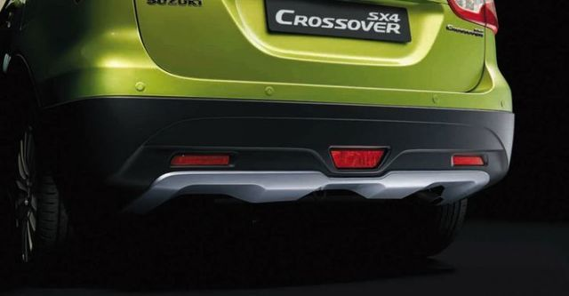 2014 Suzuki SX4 Crossover 1.6 GL Plus  第4張相片