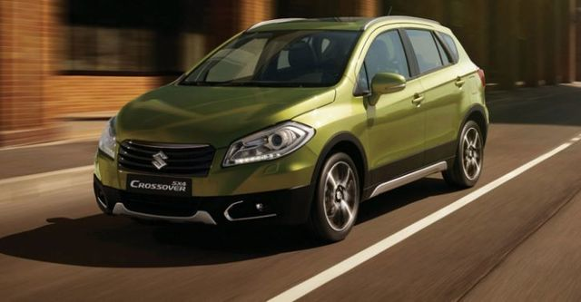 2014 Suzuki SX4 Crossover 1.6 GL Plus  第5張相片