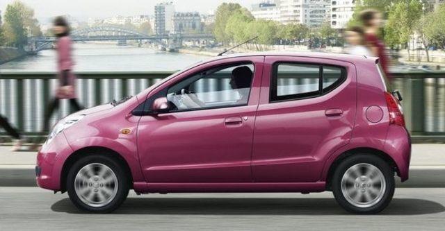 2013 Suzuki Alto 1.0  第3張相片