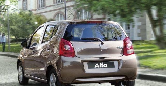 2013 Suzuki Alto 1.0  第6張相片