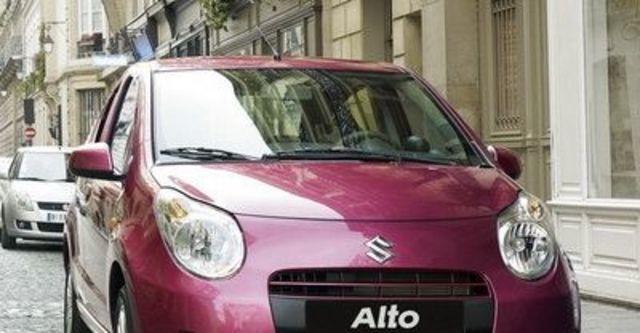 2013 Suzuki Alto 1.0  第10張相片