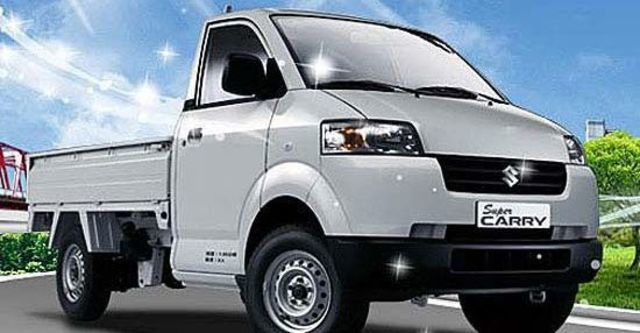 2013 Suzuki Super Carry 1.6  第1張相片