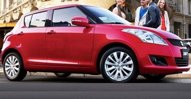 2013 Suzuki Swift 1.4 GLX  第2張相片