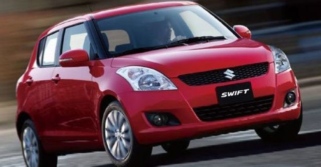 2013 Suzuki Swift 1.4 GLX  第6張相片