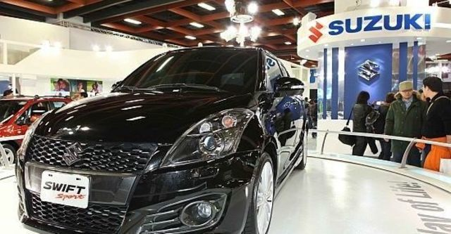 2013 Suzuki Swift 1.6 Sport  第1張相片