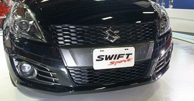 2013 Suzuki Swift 1.6 Sport  第9張相片