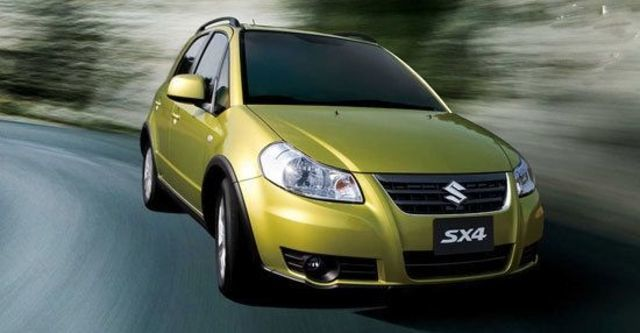 2013 Suzuki SX4 1.6  第1張相片
