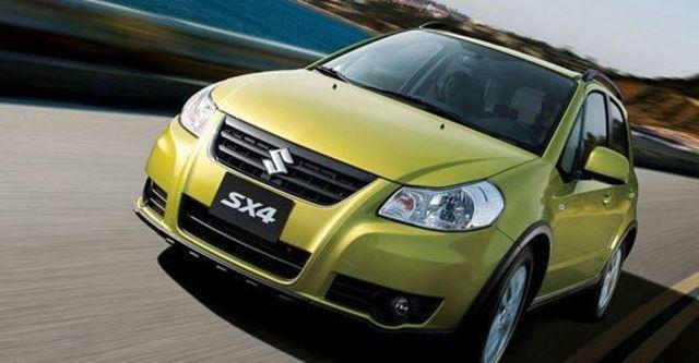 2013 Suzuki SX4 1.6  第3張相片