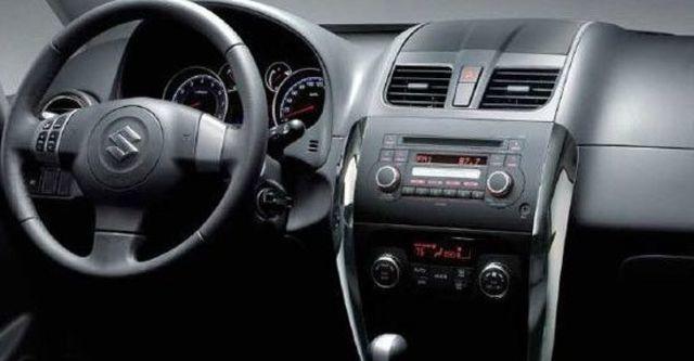 2013 Suzuki SX4 1.6  第5張相片