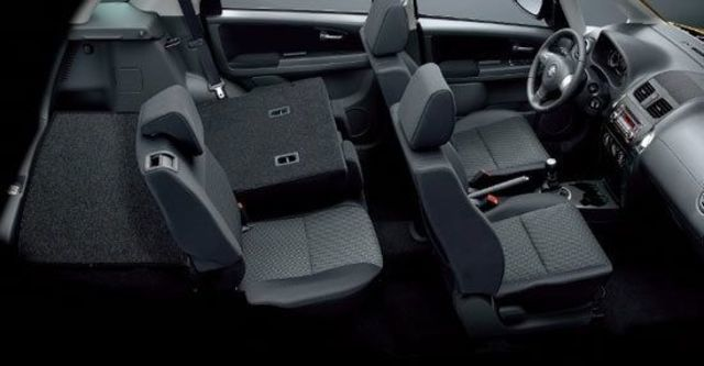 2013 Suzuki SX4 1.6  第9張相片
