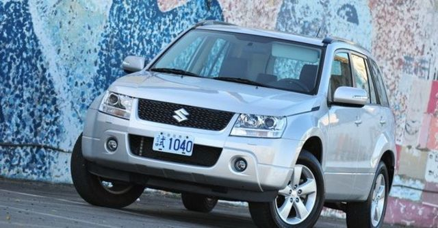 2012 Suzuki Grand Vitara JP 2.4  第1張相片