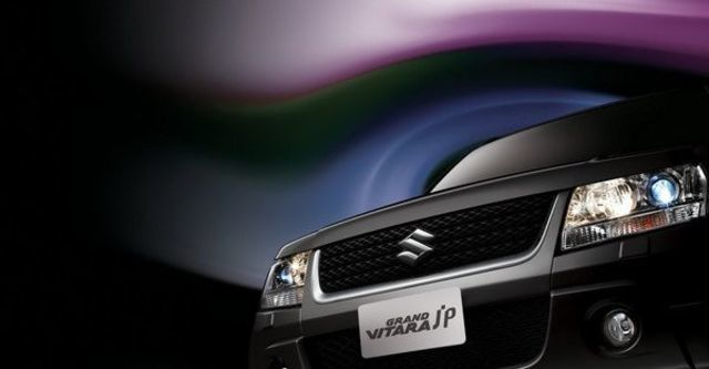 2012 Suzuki Grand Vitara JP 2.4  第3張相片