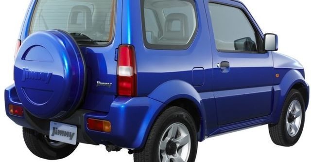 2012 Suzuki Jimny 1.3  第3張相片