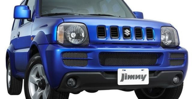 2012 Suzuki Jimny 1.3  第4張相片