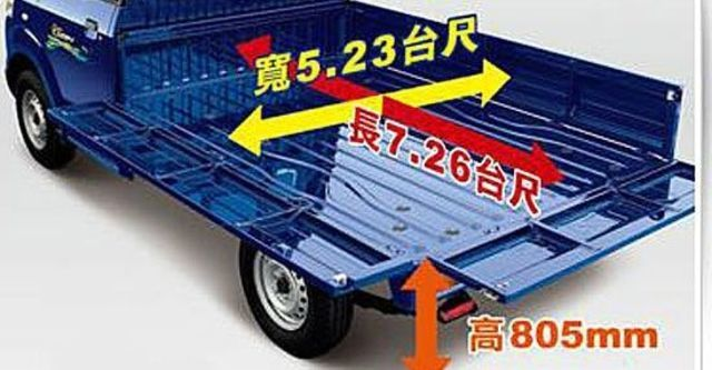 2012 Suzuki Super Carry 1.6  第4張相片