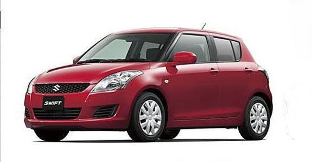 2012 Suzuki Swift 1.4 GL  第1張相片