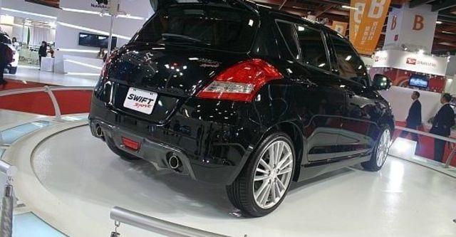2012 Suzuki Swift 1.6 Sport  第4張相片