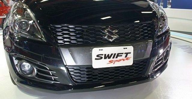 2012 Suzuki Swift 1.6 Sport  第9張相片
