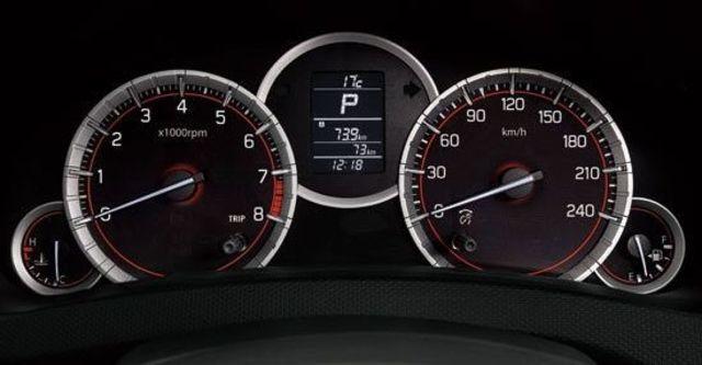 2012 Suzuki Swift 1.6 Sport  第12張相片