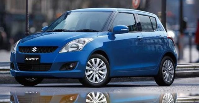 2011 Suzuki Swift 1.4 GLX  第8張相片