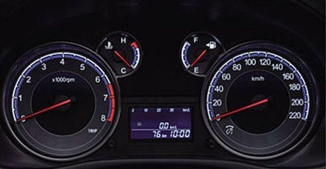 2011 Suzuki SX4 1.6  第7張相片