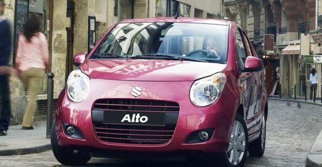 2010 Suzuki Alto 1.0  第1張相片