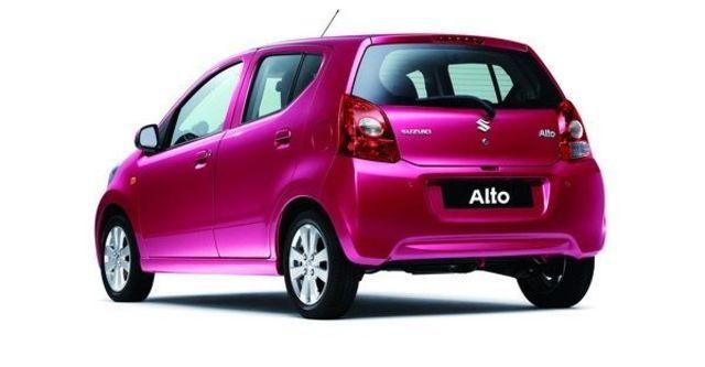 2010 Suzuki Alto 1.0  第5張相片