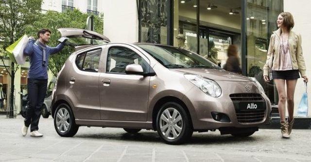 2010 Suzuki Alto 1.0  第8張相片