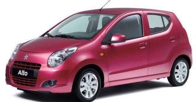 2010 Suzuki Alto 1.0  第10張相片