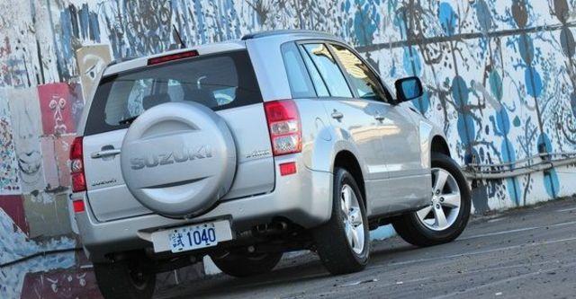 2010 Suzuki Grand Vitara JP 2.4  第15張相片