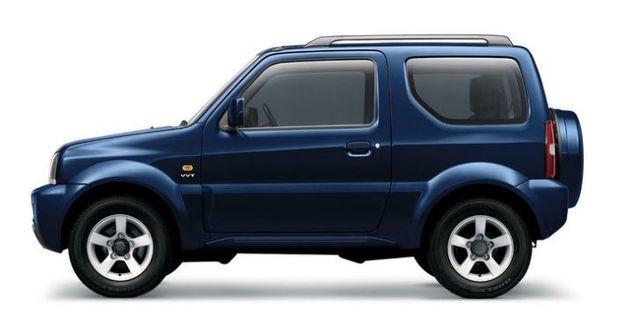 2010 Suzuki Jimny 1.5  第5張相片
