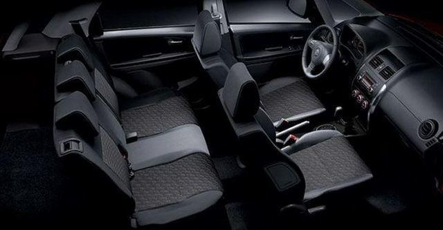2010 Suzuki SX-4 Hatchback 1.6  第7張相片