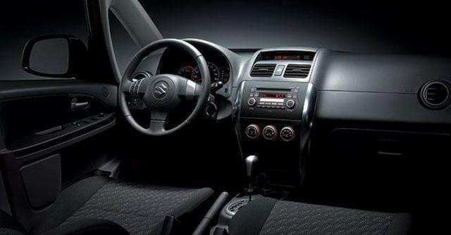 2010 Suzuki SX-4 Hatchback 1.6  第8張相片