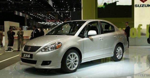 2010 Suzuki SX-4 Sedan GL  第1張相片