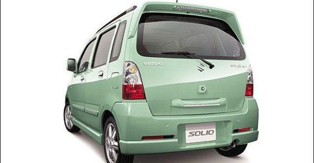 2009 Suzuki Solio 1.3 超值型  第3張相片