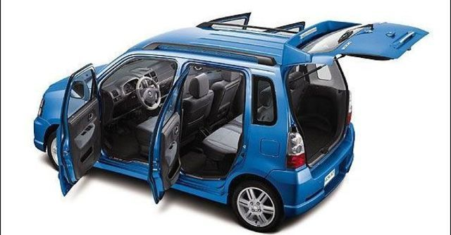 2009 Suzuki Solio 1.3 超值型  第4張相片