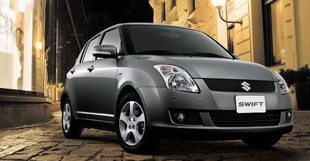 2009 Suzuki Swift GLX  第1張相片