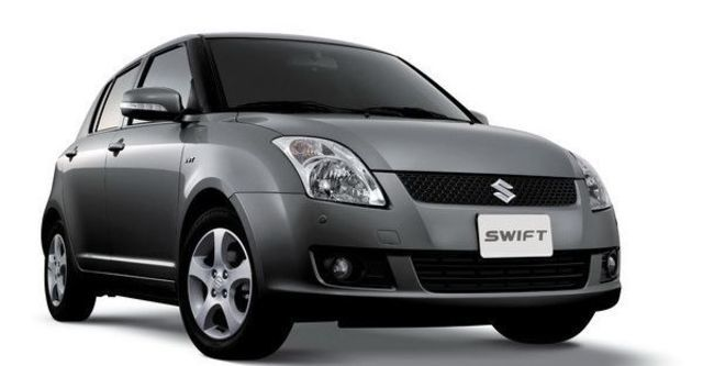 2009 Suzuki Swift GLX  第3張相片