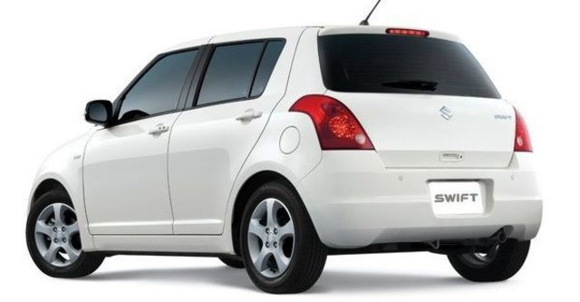 2009 Suzuki Swift GLX  第4張相片