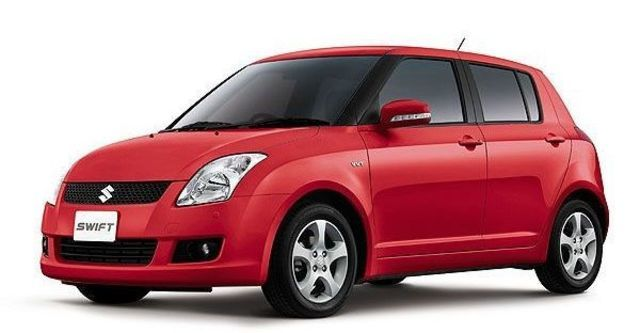 2009 Suzuki Swift GLX  第6張相片