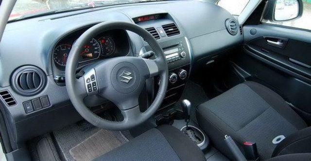 2009 Suzuki SX4 1.6 GL  第5張相片