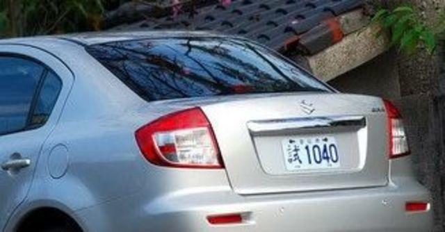 2009 Suzuki SX4 1.6 GL  第8張相片
