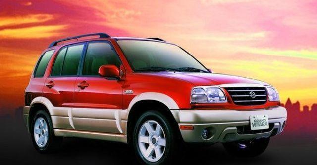 2008 Suzuki Grand Vitara 2.0 2WD標準版  第1張相片
