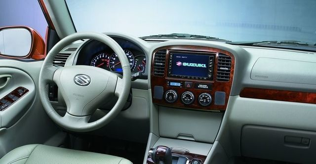 2008 Suzuki Grand Vitara 2.0 2WD精裝版  第8張相片
